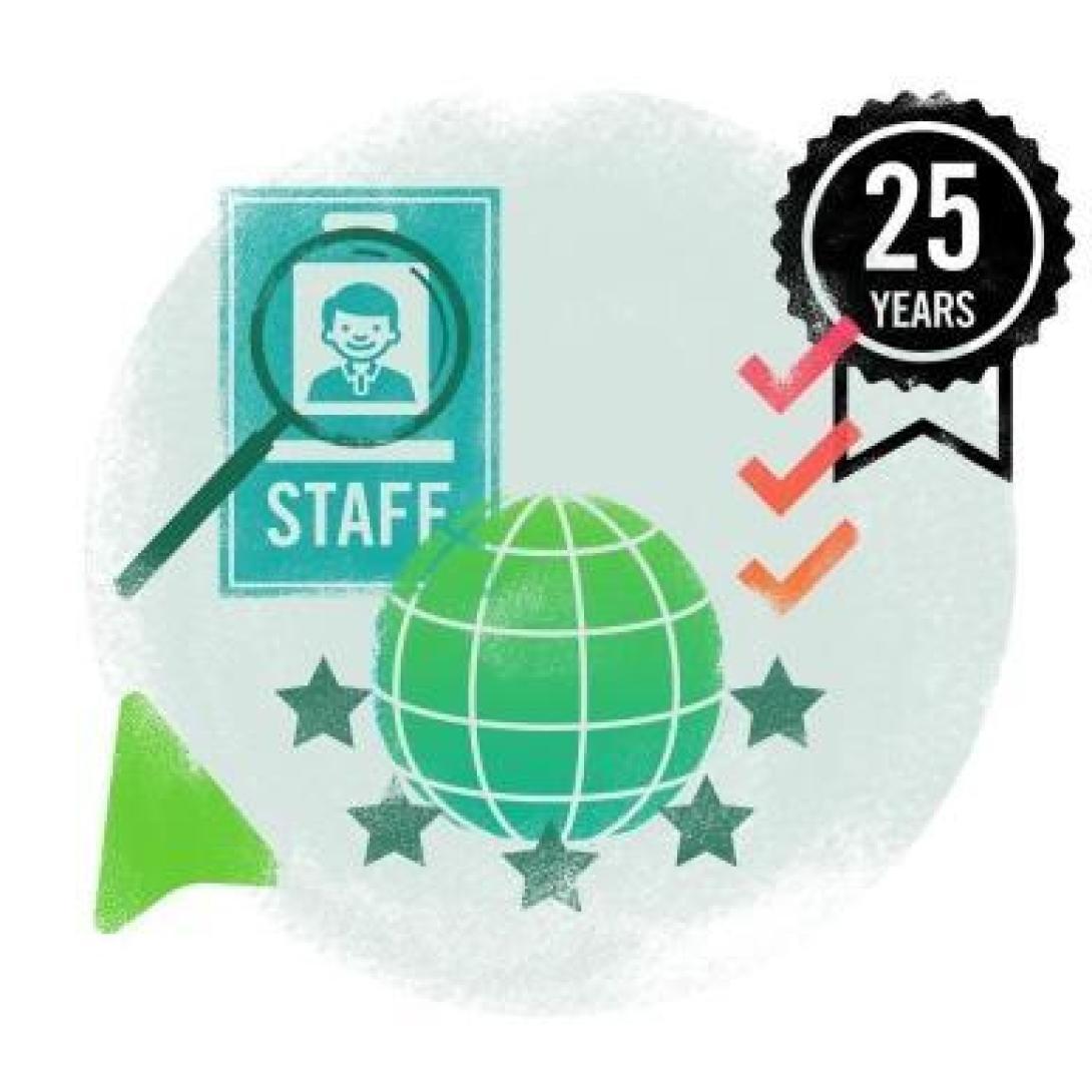 Vi erbjuder stöd och hjälp i världsklass när du reser med oss utomlands.